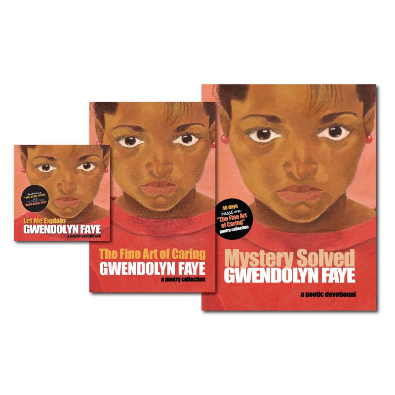 Gwendolyn Faye, Poet | Product Bundle
