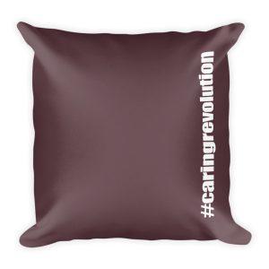 Gwendolyn Faye | Caring Revolution Pillow