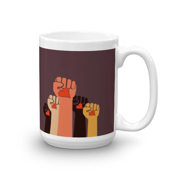 Gwendolyn Faye | Caring Revolution 15 oz Mug